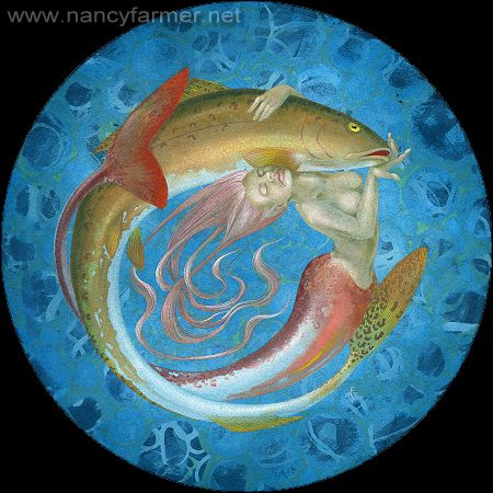Mermaid Pictures: Fishwife by Nancy Farmer