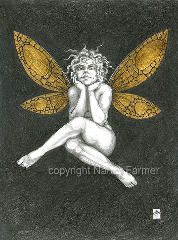 Gold Fairy No. 35