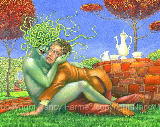 Medusa and Oedipus